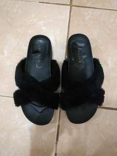 Sandal fur vincci original