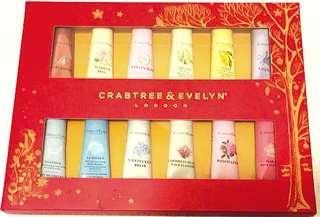聖誕禮物之選Crabtree & Evelyn Hand Cream Set #sellfaster