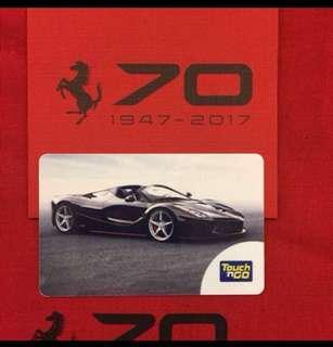 Ferrari Touch n Go 70th