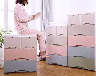 5tier Drawers Storage Shelf Organiser