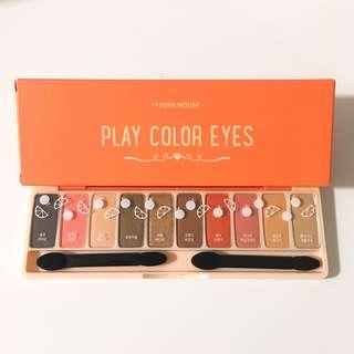 Etude House Play Color Eyeshadow Palette