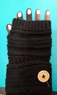 📢📢黑色露指手襪手套😸😸 #sellfaster