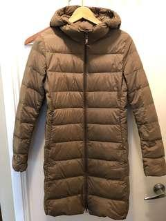 Uniqlo Ultra Light Down Coat