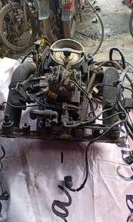 Mercedes w123 Fuel divider