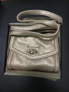 Bag wallet marc Jacobs gold