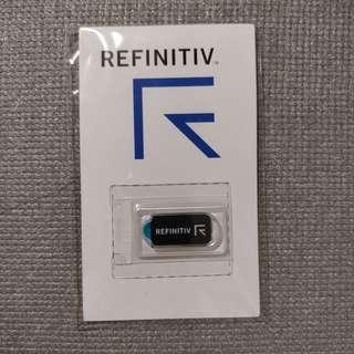 brand new refinitiv laptop camera cover (: