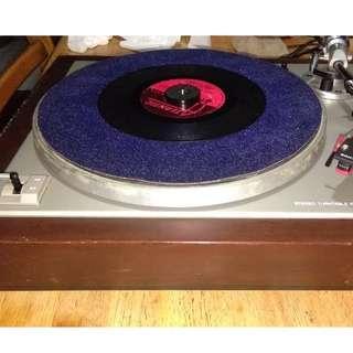 Vintage Sony TurnTable