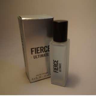 🚚 Abercrombie & Fitch FIERCE ULTIMATE男性淡香水