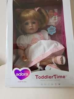 Adora toddler time play doll