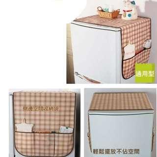 雪櫃布 雪櫃墊 裝飾 雪櫃套