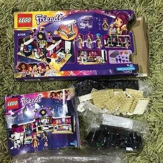 Preloved Lego Friends - Popstar