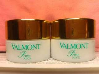 VALMONT PRIME NECK CREeAM 5ML×2