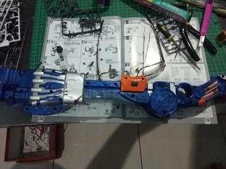 Kamen Rider Ghost Dx Gun Gan Hand Loose