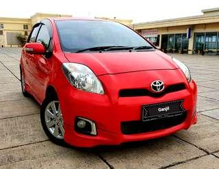 Toyota Yaris S Limited 1,5 AT 2013