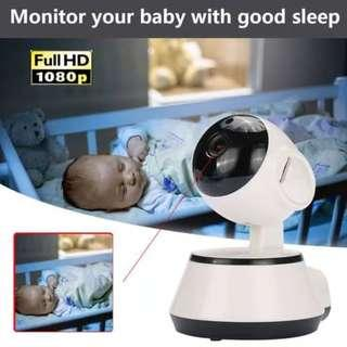 Wireless 720p CCTV IP Camera Night Vision Monitor Bayi