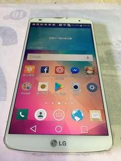 🚚 LG G Pro 2 16G 白色 便宜售(可議)~