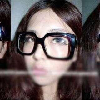 粗框平光眼鏡 平光鏡 粗邊平光眼鏡