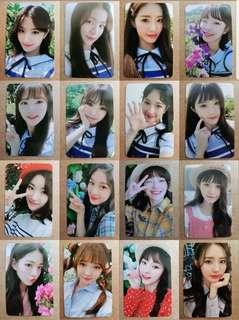 Fromis_9 To.Day official photocard
