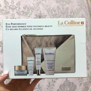 專櫃正品 La Colline Swiss Riviera Beauty Treatment Eye Performance #聖誕禮物 #送女朋友 #送媽咪 #sellfaster