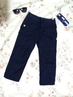 H&M Dark Blue Pants for Boys/3-6y/Good as New!