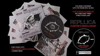 Chapter II: Rebellicious by Repllica Audio CD