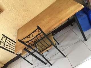 Malabon area FOR PICKUP ONLY Dining table