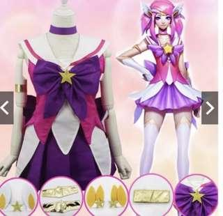Star Guardian Lux Cosplay