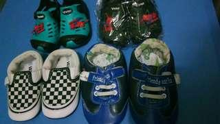 New born to 6 months shoes