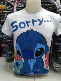 Stitch Sorry Shirt