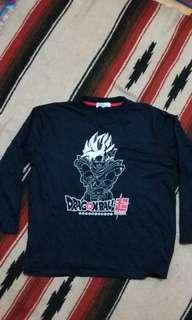Dragonball long sleeve tee shirt dragonball