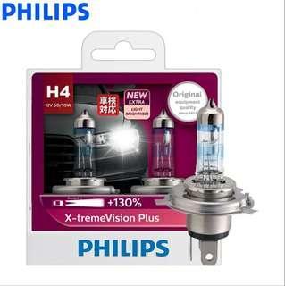 Philips X-tremeVision Plus H4