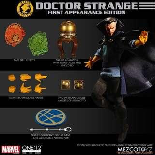 Mezco Dr Strange First Appearance