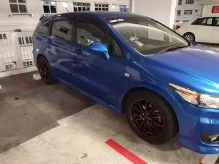 Rims Respray Service For Cars