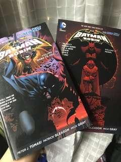 Batman & Robin Vol 1 & 2 NEW 52 #TGV3