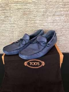 TODS Leather Driver Shoes