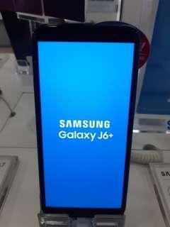 Samsung j6+ kredit cepat bunga 0%
