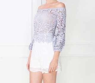 🆕 Doublewoot lace top