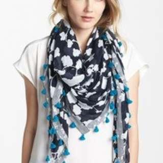 Beautiful designer (Diane Von Furstenberg) scarf on sale!!
