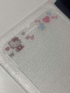 BN RARE! IPHONE 7+/8+ Hello kitty tempered glass