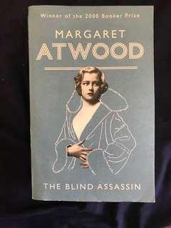 The blind assasin by Margaret Atwood