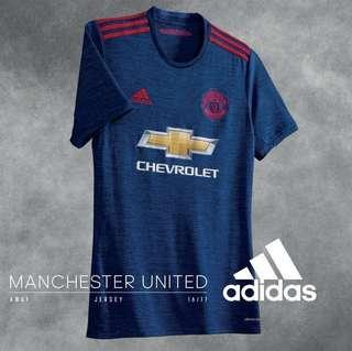 9a1778d750c Manchester United 2016 17 Away Jersey
