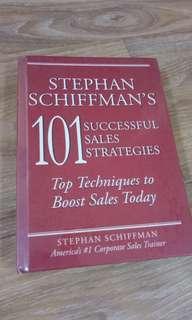 101 Succrssful sales strategies