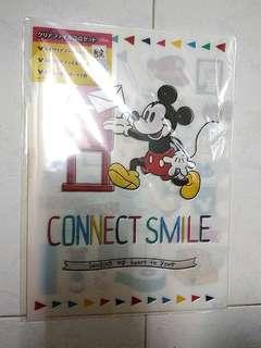 Disney Mickey Mouse 米奇 file 一套