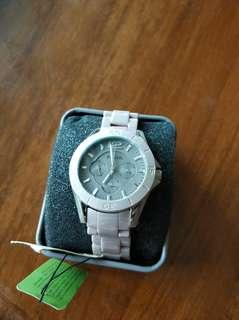 Fossil ori ceramic watch for ladies (fossil CE1065)