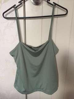 Khaki Green cami