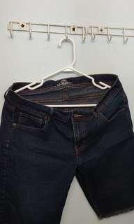 Bluenotes Dark Blue Shorts