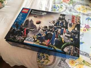 Lego 8781 Knights Kingdom Castle of Morcia