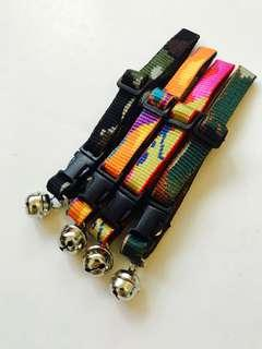 Cat and small dogs Collar -4 styles