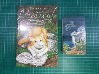 Mystical Cats Tarot (without box)