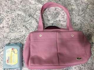 Lacoste shoulder/handbag